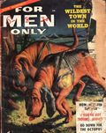 For Men Only Magazine (1954-1977) Vol. 1 #4