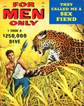 For Men Only Magazine (1954-1977) Vol. 2 #1