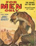 For Men Only Magazine (1954-1977) Vol. 2 #5