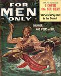 For Men Only Magazine (1954-1977) Vol. 2 #6