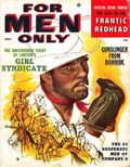 For Men Only Magazine (1954-1977) Vol. 3 #8