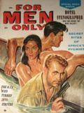 For Men Only Magazine (1954-1977) Vol. 4 #4