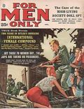 For Men Only Magazine (1954-1977) Vol. 8 #1