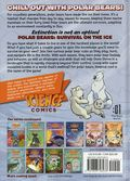 Science Comics Polar Bears HC (2018 First Second Books) Survival on the Ice 1-1ST