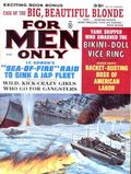 For Men Only Magazine (1954-1977) Vol. 11 #3