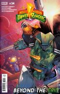 Mighty Morphin Power Rangers (2016 Boom) 34A