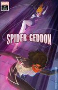 Spider-Geddon (2018 Marvel) 5B