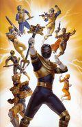 Mighty Morphin Power Rangers (2016 Boom) 34C