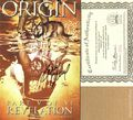 Wolverine The Origin (2001) 5DFSIGNED