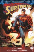 Superman HC (2017-2019 DC Universe Rebirth) Deluxe Edition 3-1ST