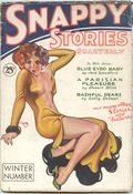 Snappy Stories (1930-1932 Lowell Publications) 2nd Series Vol. 3 #1