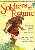 Soldiers of Fortune (1931-1932 Clayton Magazines) Pulp Vol. 1 #3