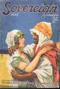 Sovereign and Regent Magazine (1925 Hutchinson) Pulp 54
