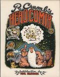 R. Crumb's Head Comix (1968 Viking Press) #1, 1st Printing