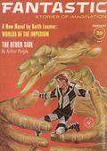 Fantastic (1952-1980 Ziff-Davis/Ultimate) [Fantastic Science Fiction/Fantastic Stories of Imagination] Vol. 10 #2