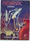 Futuristic Stories (1946 Hamilton & Co) Pulp 1