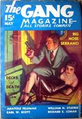 Gang Magazine (1935 Lincoln Hoffman) Pulp Vol. 1 #1
