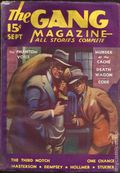 Gang Magazine (1935 Lincoln Hoffman) Pulp Vol. 1 #3