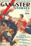 Gangster Stories (1929-1932 Good Story Magazine/Blue Band) Pulp Vol. 1 #1