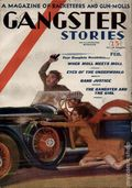 Gangster Stories (1929-1932 Good Story Magazine/Blue Band) Pulp Vol. 1 #4