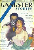Gangster Stories (1929-1932 Good Story Magazine/Blue Band) Pulp Vol. 2 #1