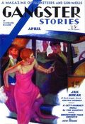 Gangster Stories (1929-1932 Good Story Magazine/Blue Band) Pulp Vol. 2 #2