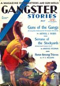 Gangster Stories (1929-1932 Good Story Magazine/Blue Band) Pulp Vol. 2 #3