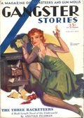 Gangster Stories (1929-1932 Good Story Magazine/Blue Band) Pulp Vol. 2 #4