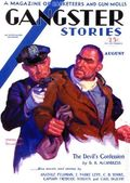 Gangster Stories (1929-1932 Good Story Magazine/Blue Band) Pulp Vol. 3 #1