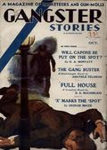 Gangster Stories (1929-1932 Good Story Magazine/Blue Band) Pulp Vol. 3 #2