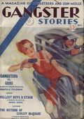 Gangster Stories (1929-1932 Good Story Magazine/Blue Band) Pulp Vol. 3 #3