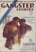 Gangster Stories (1929-1932 Good Story Magazine/Blue Band) Pulp Vol. 3 #4