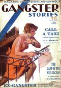 Gangster Stories (1929-1932 Good Story Magazine/Blue Band) Pulp Vol. 4 #1