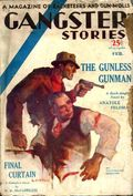 Gangster Stories (1929-1932 Good Story Magazine/Blue Band) Pulp Vol. 4 #2
