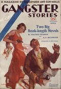Gangster Stories (1929-1932 Good Story Magazine/Blue Band) Pulp Vol. 4 #3