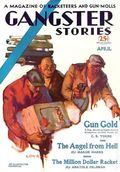 Gangster Stories (1929-1932 Good Story Magazine/Blue Band) Pulp Vol. 4 #4