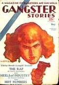 Gangster Stories (1929-1932 Good Story Magazine/Blue Band) Pulp Vol. 5 #1