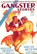 Gangster Stories (1929-1932 Good Story Magazine/Blue Band) Pulp Vol. 5 #2