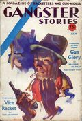 Gangster Stories (1929-1932 Good Story Magazine/Blue Band) Pulp Vol. 5 #3