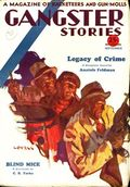 Gangster Stories (1929-1932 Good Story Magazine/Blue Band) Pulp Vol. 6 #1