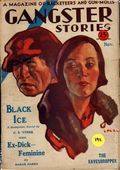 Gangster Stories (1929-1932 Good Story Magazine/Blue Band) Pulp Vol. 6 #3