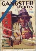 Gangster Stories (1929-1932 Good Story Magazine/Blue Band) Pulp Vol. 7 #3