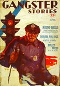 Gangster Stories (1929-1932 Good Story Magazine/Blue Band) Pulp Vol. 7 #4