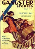 Gangster Stories (1929-1932 Good Story Magazine/Blue Band) Pulp Vol. 8 #1
