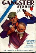 Gangster Stories (1929-1932 Good Story Magazine/Blue Band) Pulp Vol. 8 #3