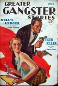 Greater Gangster Stories (1933-1934 Publishing Corp.) Pulp Vol. 9 #3