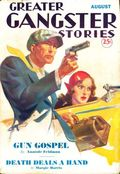 Greater Gangster Stories (1933-1934 Publishing Corp.) Pulp Vol. 9 #4