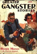 Greater Gangster Stories (1933-1934 Publishing Corp.) Pulp Vol. 10 #4