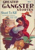 Greater Gangster Stories (1933-1934 Publishing Corp.) Pulp Vol. 11 #4