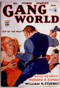 Gang World (1933-1934 Spencer Publications) Pulp 2nd Series Vol. 1 #2